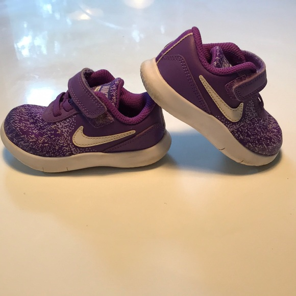 Nike Other - Baby girl (or boy) Nike Flex Sneakers